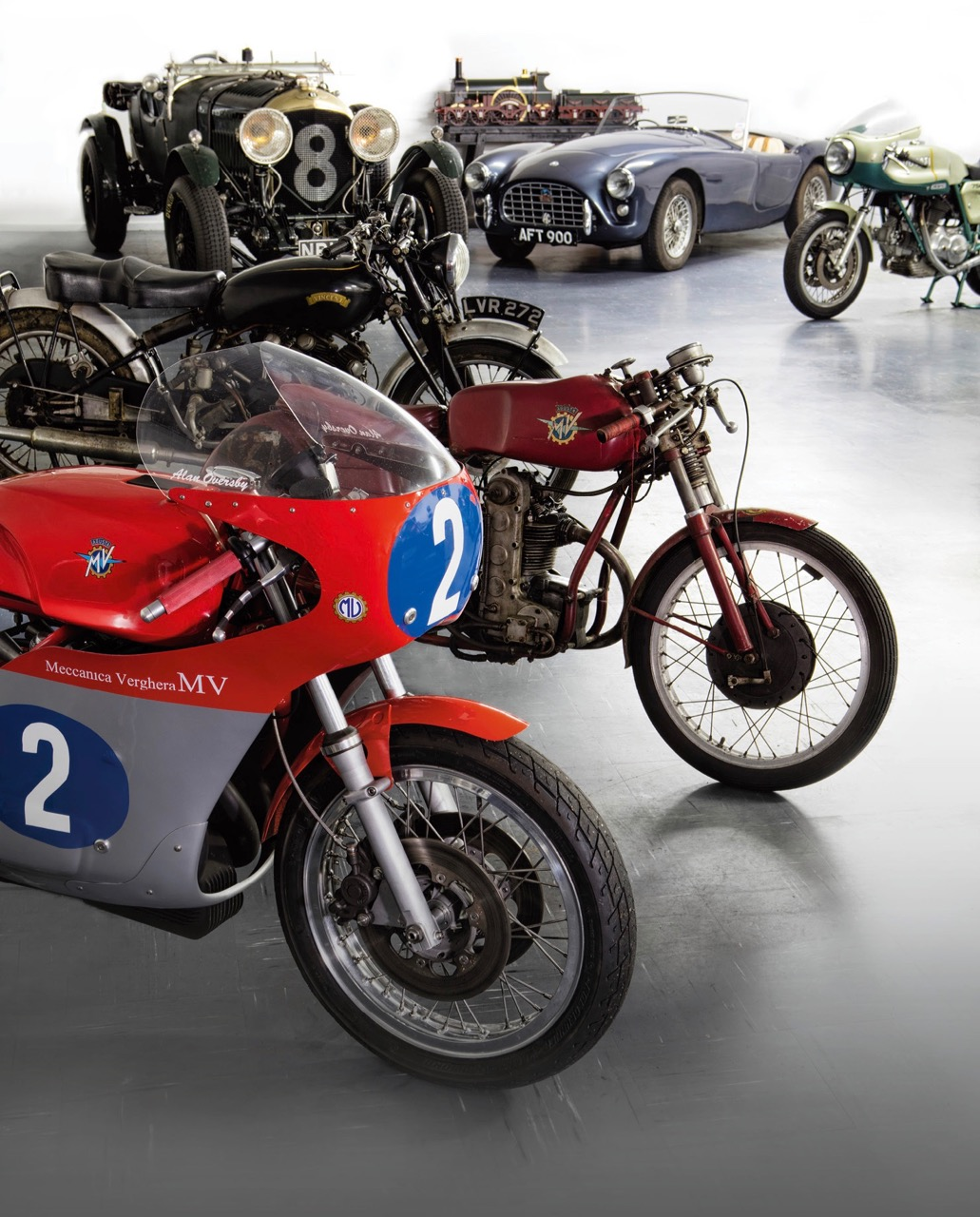A selection of vehicles from Robert White collection | Bonhams photos