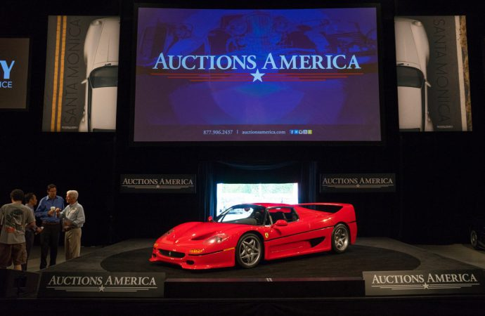 F50, 959 set pace at Auctions America's Santa Monica sale