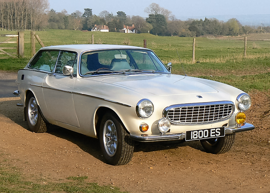 A well-preserved Volvo 1800 ES sold for double its pre-auction estimate | Classic Car auctions