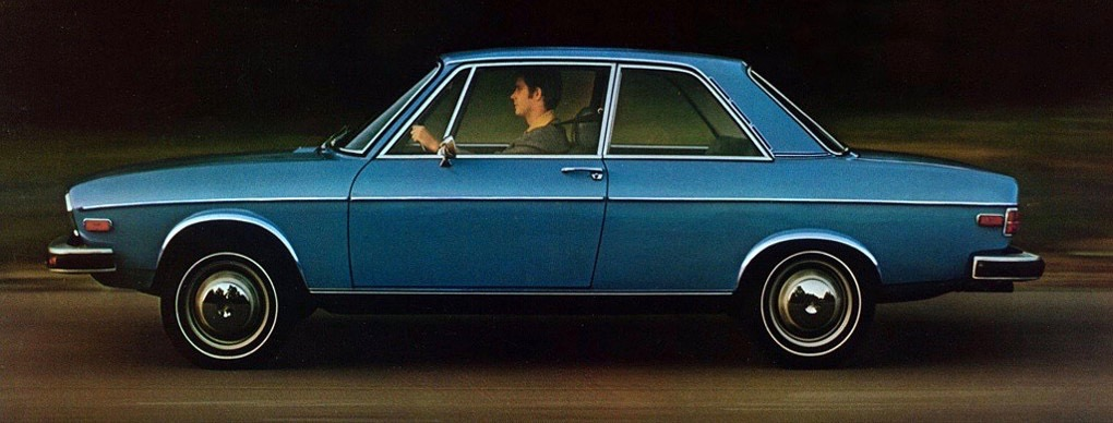 The Audi 100LS. Mine was dark green, and both best and worst car I've ever owned | Audi photos