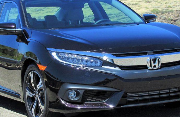 Driven: 2016 Honda Civic grows up again