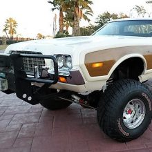1972 Ford Ranchero custom