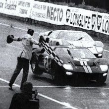 Pebble Beach bringing together every Ford GT40 champion