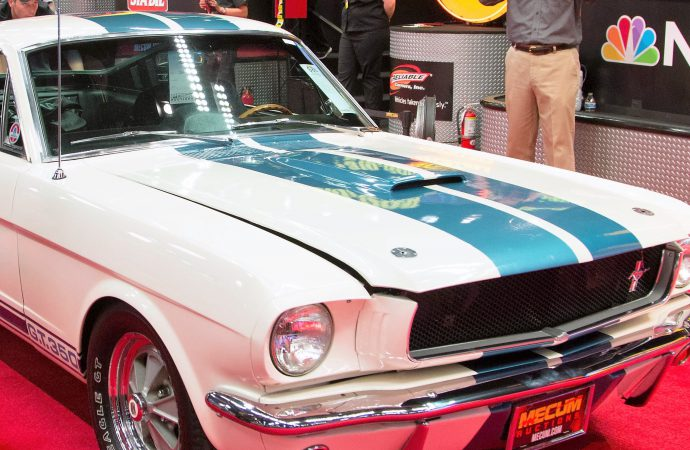 Muscle cars lead Mecum's first Portland auction