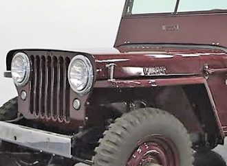 1945 Willys Jeep CJ2A