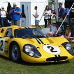 ford gt 40 racecar
