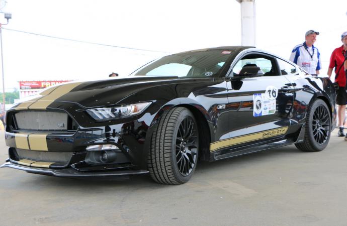 Hertz' Shelby GT350-H 'Rent-A-Racer' program returns