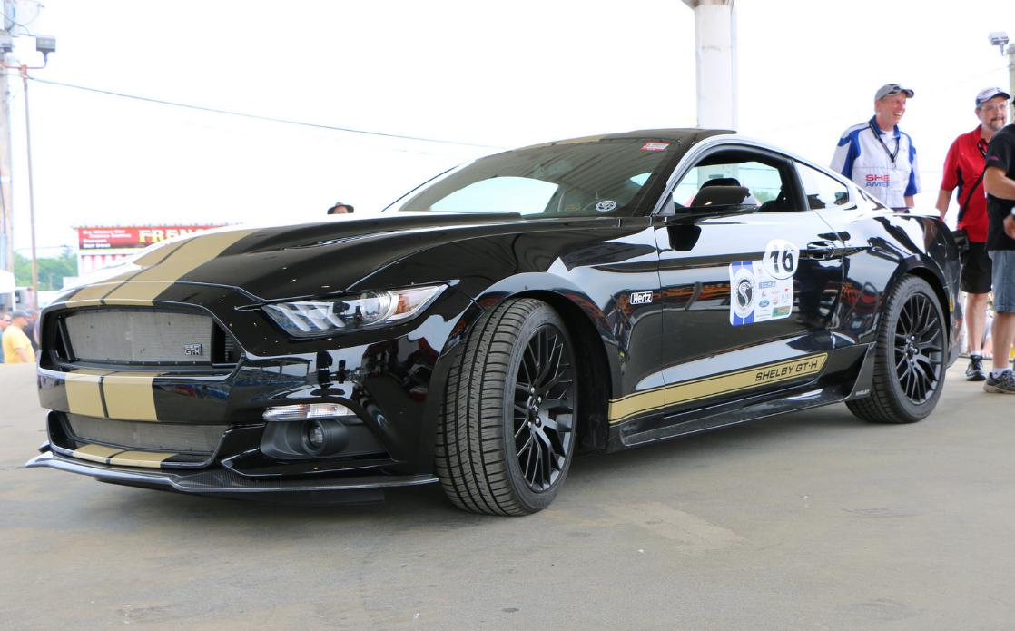 Hertz Shelby Gt H Rent A Racer Program Returns
