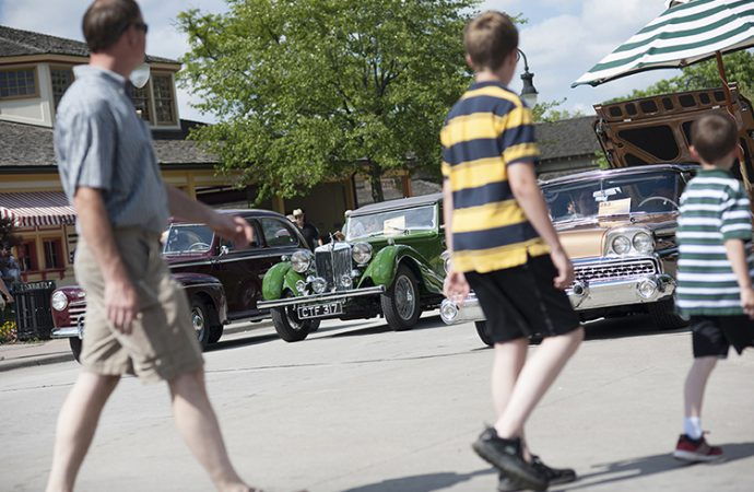 Auto museums celebrate Father's Day weekend