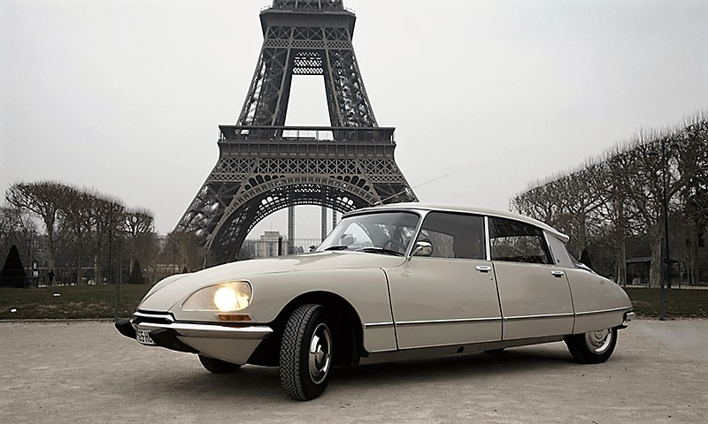 Guided tours of Paris in vintage Citroens could be banned | Paris is Beautiful City Guide