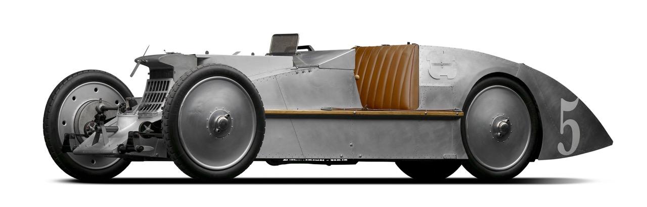 Mullin museum's 1923 Voisin Type C6 Laboratoire headed to British concours | Salone Prive photos