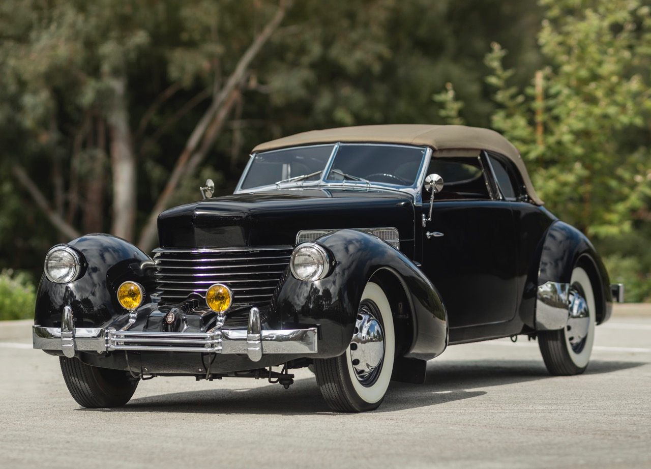 Cord completes ACD \'trifecta\' for Auctions America sale ...