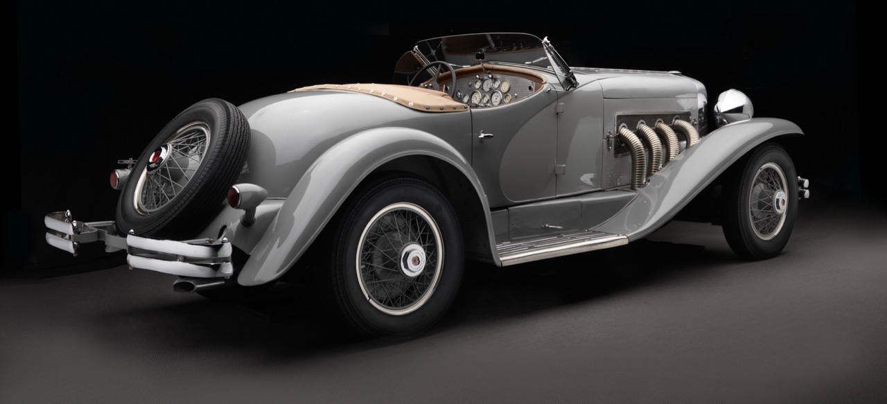 Actor Gary Cooper owned this Duesenberg SSJ