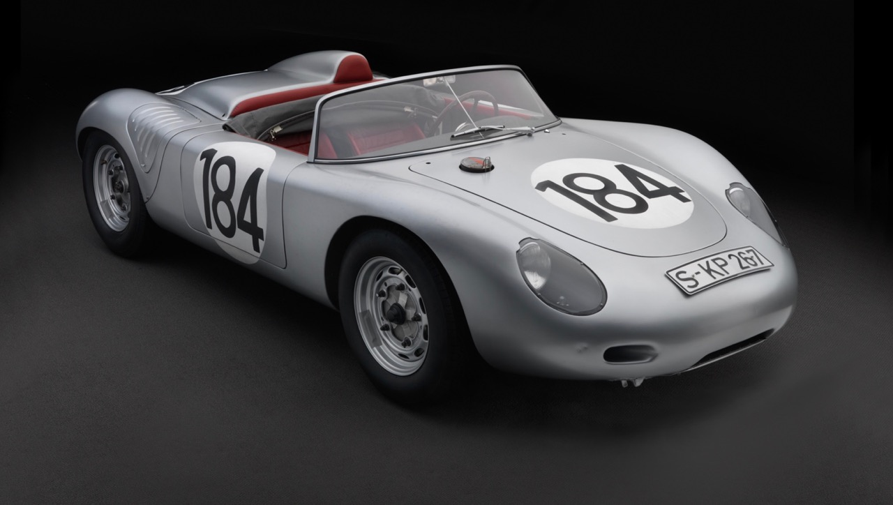 Miles Collier's Porsche RS-60 will be on display at Hilton Head | Festival photos