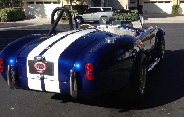 My Classic Car: Jim's Factory Five Roadster