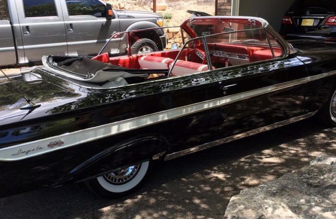 My Classic Car: Robert's 1961 Chevrolet Impala SS
