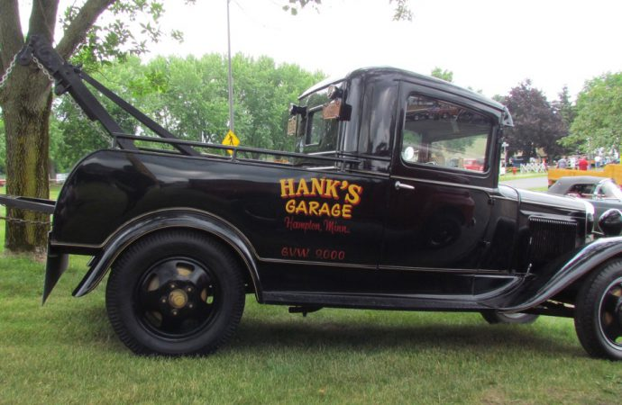 Martins memorial car show to feature tow trucks