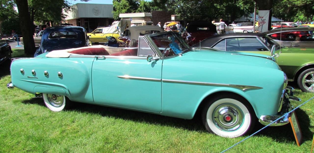 Iola Old Car Show Swap Meet