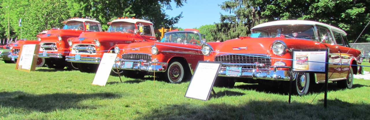 IMG ClassicCarscom Journal - Iola car show