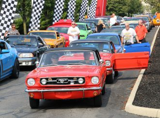 Mustang Club seeks world record at Indy celebration