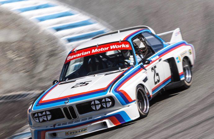 BMW celebrating centennial at Monterey Car Week