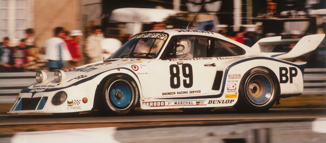 Porsche that raced three times at Le Mans sells for $1.43 million
