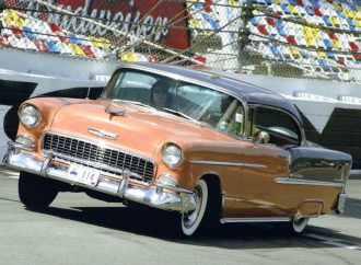 My Classic Car: Bill's 1955 Chevrolet Bel Air