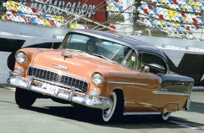 My Classic Car: Bill's 1955 Chevrolet Bel Air