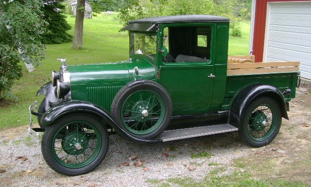 My Classic Car: Eugene's 1929 Ford truck