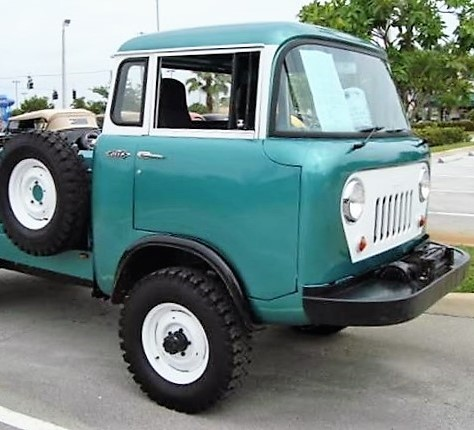 1964 Kaiser Jeep FC170 'forward-control' pickup