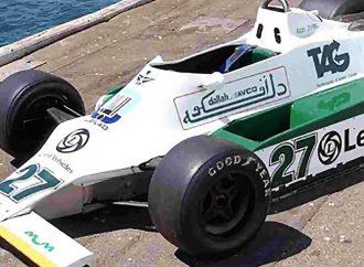 Racing Rewind: 1979 British GP launched Williams team