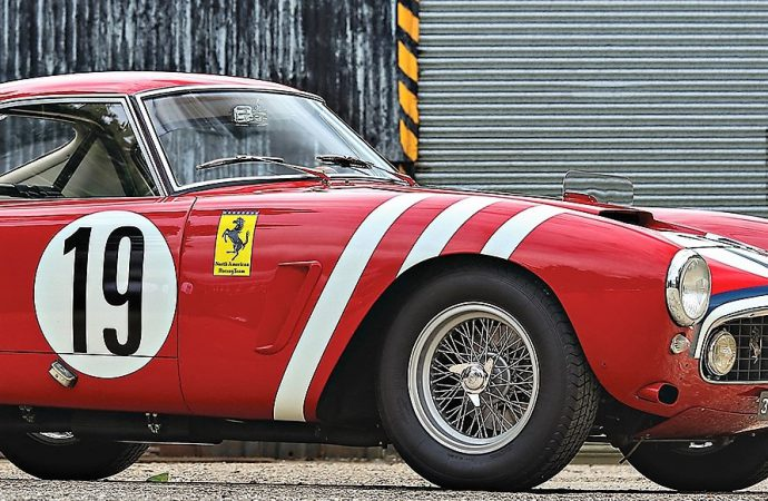 Gooding consigns rare Ferraris for Monterey auction
