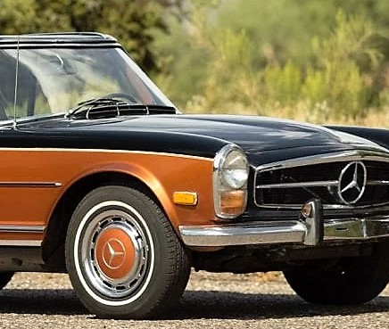 Convertibles owned by celebrity women offered by Bonhams