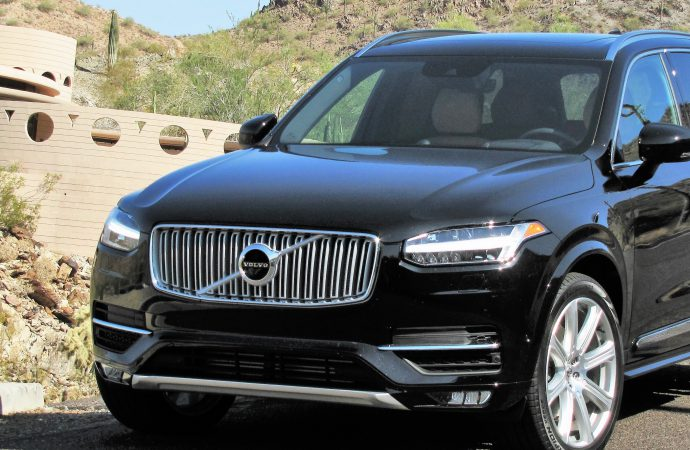 Driven: 2016 Volvo XC90 T6 AWD Inscription