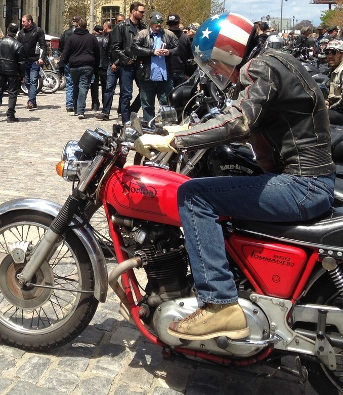 Collector motorcycles gain attention as classic car values soar ...