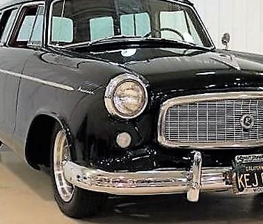 1960 Rambler American wagon