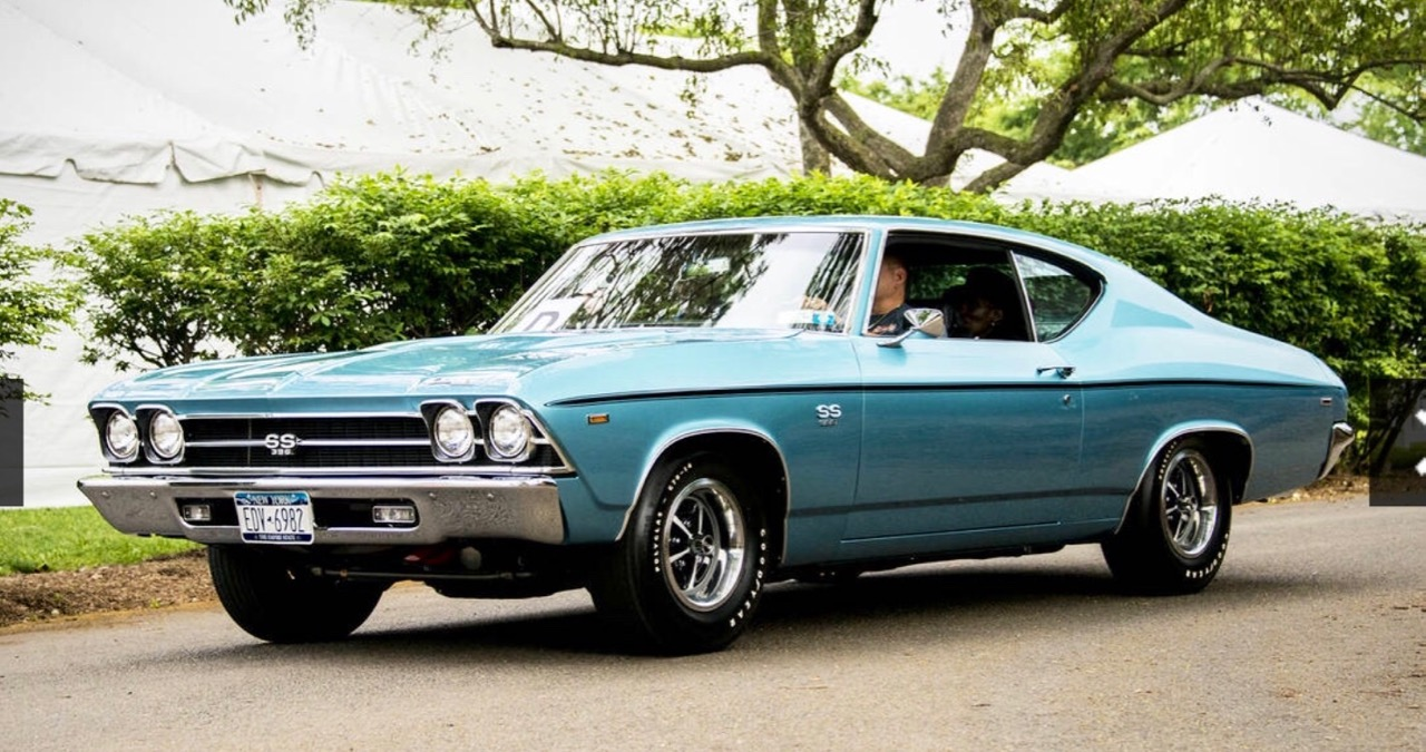 My Classic Car: John\'s 1969 Chevrolet Chevelle SS - ClassicCars.com ...