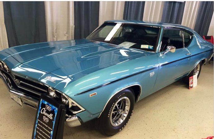 My Classic Car: John's 1969 Chevrolet Chevelle SS