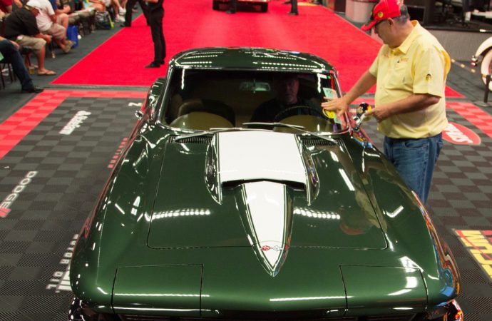 Mecum does $16.7 million at third annual Harrisburg sale