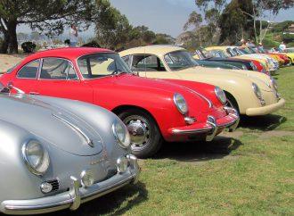 Eye Candy: Porsche 356 Dana Point Concours