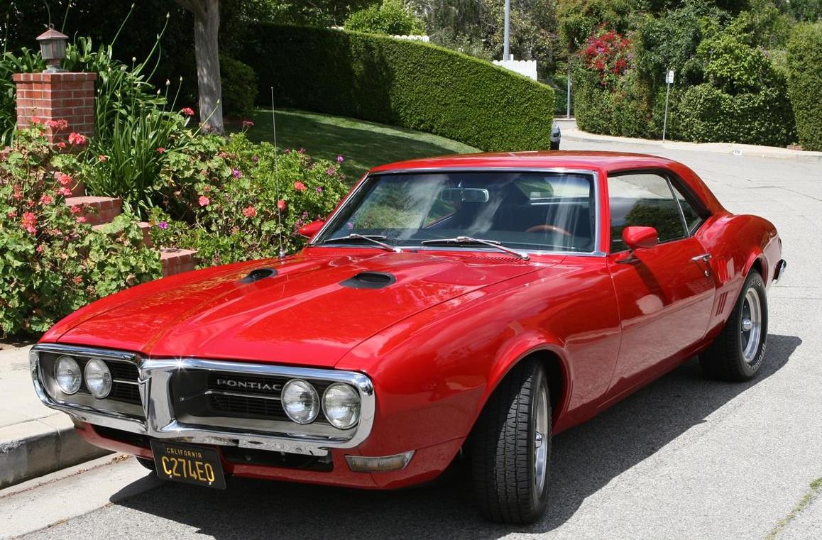 1968 Pontiac Firebird Classiccarscom Journal 1998 Trans Am Specs