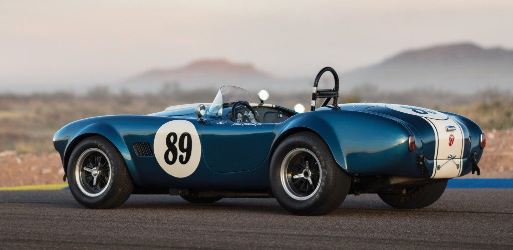 The Winningest Cobra as it looks today | RM Sotheby's