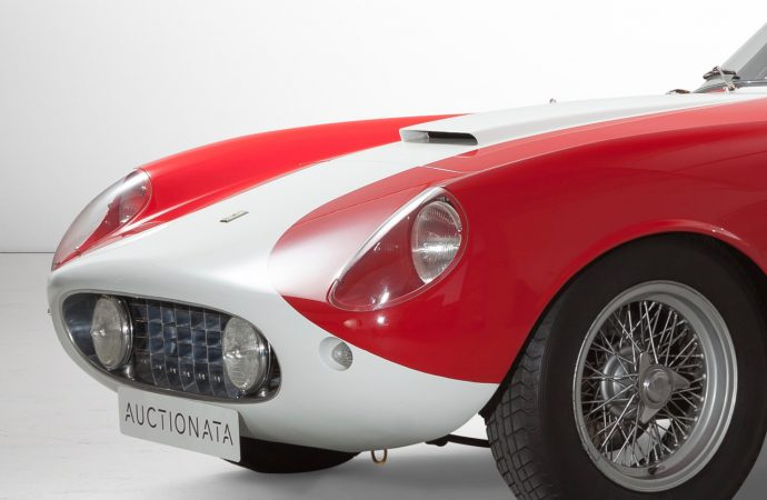 '1,000 Horsepower' is theme for Auctionata's September sale