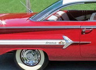 1960 Chevrolet Impala Sport Coupe