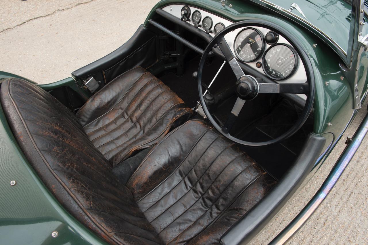 Where the 1959 Le Mans winner once sat
