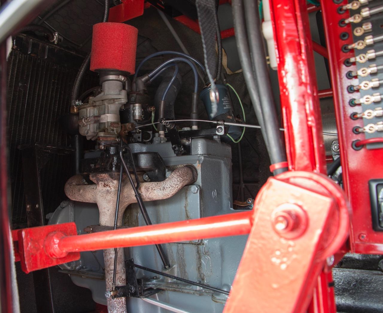 1939 Anglia 8-hp engine