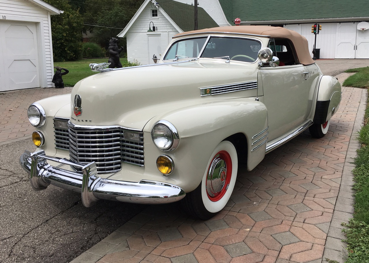 1941 Series 62 Cadillac to help Cadillac & LaSalle museum