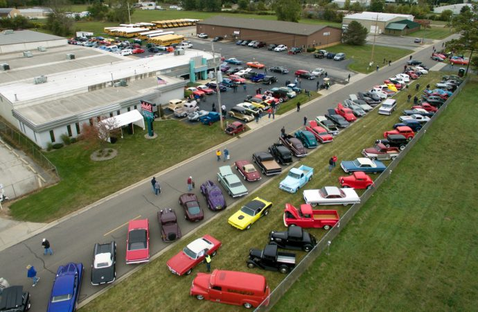 Car show to celebrate ididit's 30th anniversary