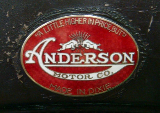 The Anderson emblem
