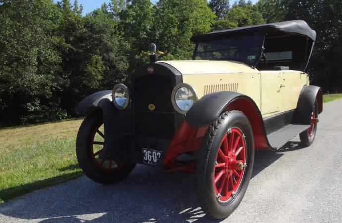 Hilton Head celebrates centennial of Anderson, the South Carolina car